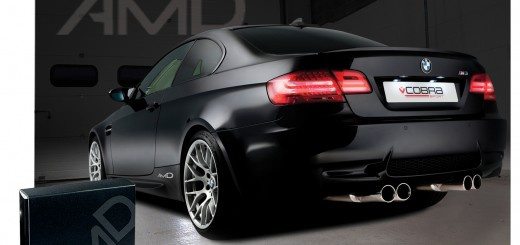 E92 M3 AmD tuning package
