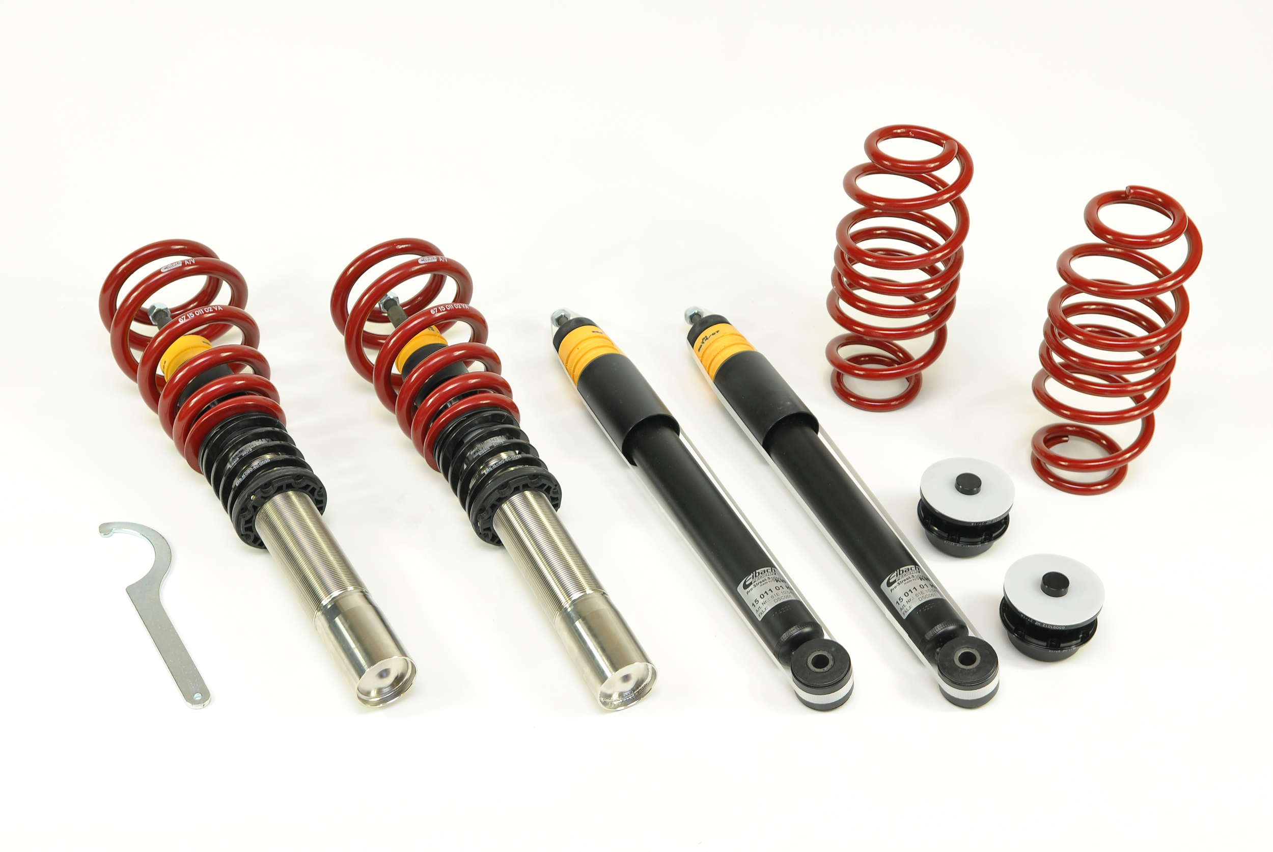 eibach m235i pro street s coilovers performance bmw magazine. Black Bedroom Furniture Sets. Home Design Ideas